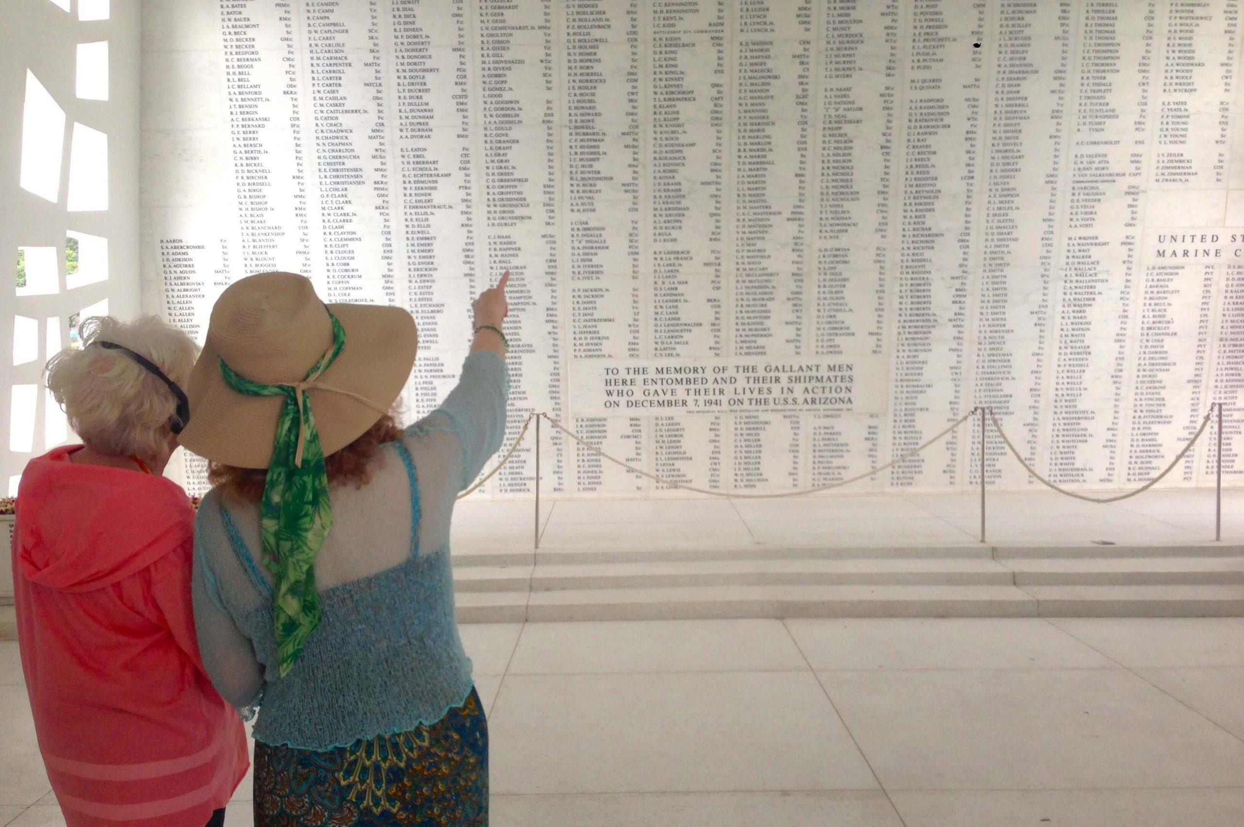 Private Pearl Harbor Tours Halia